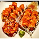 Photo taken at Ikyu Sushi by Abigail J. on 1/15/2013