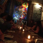 Photo taken at Frank Restaurant by John David P. on 7/25/2013
