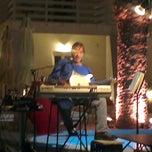 Photo taken at White Beach Snack Bar by Anna S. on 7/26/2013