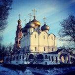 Photo taken at Новодевичий монастырь by Eric on 2/22/2013