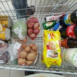 Photo taken at Auchan Hypermarket by Arijit M. on 12/1/2012