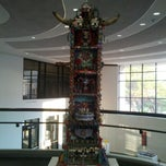 Photo taken at El Paso Museum of Art by Ismael R. on 7/26/2013