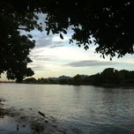 Photo taken at Camelia Resort Kanchanaburi by Fer V. on 7/21/2013