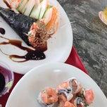 Photo taken at Sushi Express by Katherynn N. on 3/21/2015