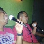 Photo taken at NAV Karaoke keluarga by sabeni™ s. on 11/17/2014