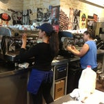 Photo taken at Caffe Lavazza @ Eataly by Built F. on 6/2/2013