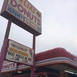 Photo taken at Elias Donuts by Julian K. on 12/29/2013