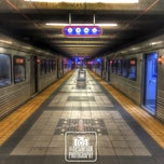 Photo taken at RTA Airport Rapid Station by Julian K. on 5/30/2014
