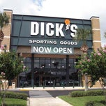 Photo taken at Dick's Sporting Goods by Dick's Sporting Goods on 3/1/2014