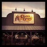 Photo taken at Cracker Barrel Old Country Store by Michael F. on 10/20/2012