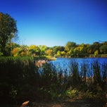 Photo taken at Marydale Park by Liz W. on 10/1/2013