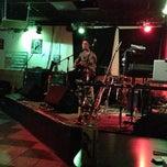 Photo taken at Hexagon Bar by Geoff C. on 2/15/2013