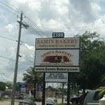 Photo taken at Sami's Bakery by Alberto B. on 5/31/2014