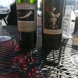 Photo taken at V-NO Wine Bar by Sandy G. on 3/10/2013