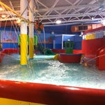 Photo taken at Splashdown by Andrew G. on 10/23/2012