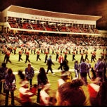 Photo taken at Houchens Industries-L.T. Smith Stadium by Yeni F. on 11/2/2012