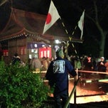 Photo taken at 長尾神社 by Osamu S. on 12/31/2012