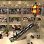 Photo taken at Dolmen Mall Clifton by Fasih A. on 7/22/2013