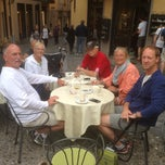 Photo taken at Caffe Vechio Borgo by Jack B. on 9/3/2014