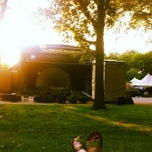 Photo taken at Celebrate Brooklyn!/Prospect Park Bandshell by Katie K. on 5/31/2013