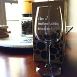 Photo taken at Missy's Wine Room by Missy W. on 2/19/2015