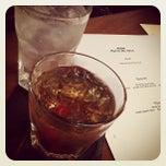Photo taken at Four Restaurant by Steve N. on 3/30/2013