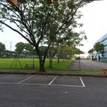 Photo taken at St. Anthony's Canossian Secondary School (Holding School) by Lee S. on 3/4/2013