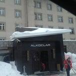 Photo taken at Alkoçlar Otel by ArdaAS on 2/21/2013