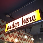 Photo taken at Satellite Coffee Company by Kim J. on 9/28/2012