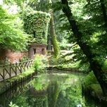 Photo taken at Giardini di Villa Reale by Caterina B. on 5/5/2013