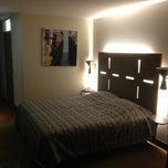 Photo taken at Zeeuwse Stromen Hotel De by Marc T. on 3/18/2013