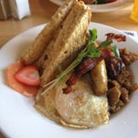 Photo taken at Holy Grill by Kat R. on 6/28/2014