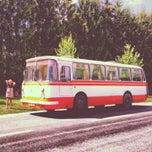 Photo taken at Maanteemuuseum | Estonian Road Museum by Ingvar P. on 7/28/2013