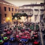 Photo taken at Plaza Santo Domingo by Cody H. on 7/13/2013