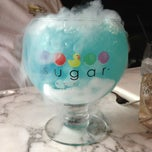 Photo taken at Sugar Factory by Darcy P. on 7/12/2013