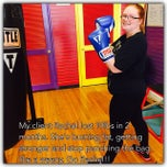 Photo taken at Shakehouse Boxing by Sammie M. on 3/16/2015