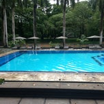Photo taken at Swimming Pool by Ahamed I. on 12/27/2012