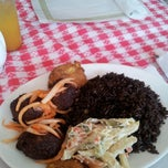 Photo taken at Timane's Takeout & Catering by Princess M. on 7/7/2013