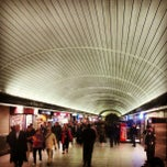 Photo taken at New York Penn Station by Joe S. on 4/16/2013