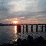 Photo taken at Sunset Park by Robert B. on 7/22/2014