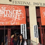 Photo taken at San Francisco Vintners Market by Jonathan W. on 11/23/2014