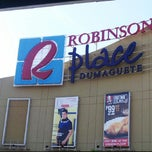 Photo taken at Robinsons Place Dumaguete by EA.Nicolas on 5/19/2013