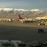 Photo taken at Salt Lake City International Airport (SLC) by Ryan G. on 3/17/2013