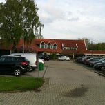 Photo taken at Van Der Valk Hotel Westerbroek by Pieter P. on 5/15/2013