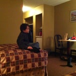 Photo taken at Hotel Baie-Saint Paul by Martin C. on 12/23/2012