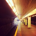 Photo taken at MTA Subway - Church Ave (B/Q) by Chris M. on 12/8/2012