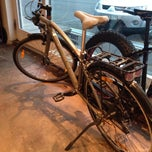 Photo taken at Kria Cycles by Finnur M. on 10/15/2014
