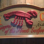 Photo taken at Red Lobster by David Y. on 5/5/2013