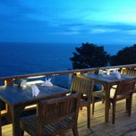 Photo taken at Secret Cliff Resort And Restaurant Phuket by Rice R. on 7/10/2013