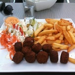 Photo taken at Pita Best Grill by Marty S. on 5/5/2013